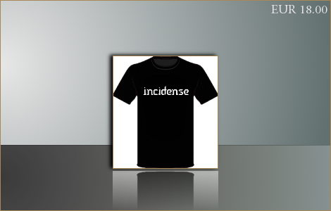 T-shirts Incidense